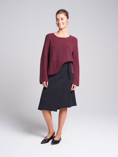 Avalon Skirt Graphite