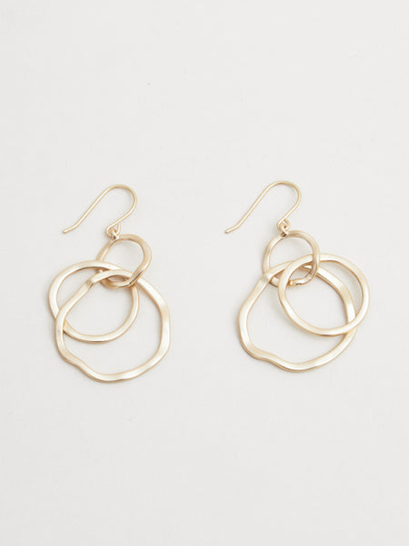 Airlie Earring Gold