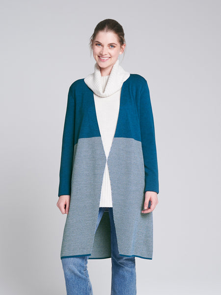 Harbury Knit Peacock