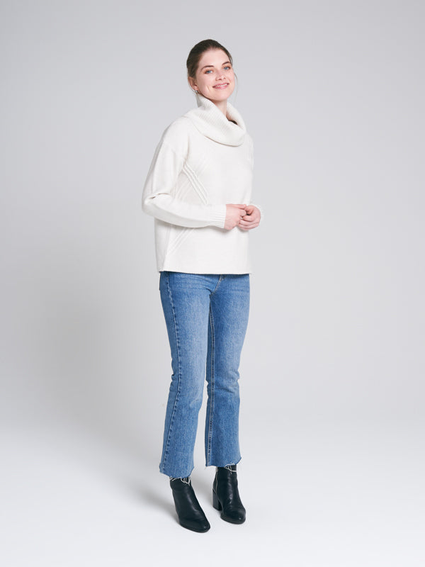 chester knit ivory