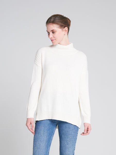everett knit ivory