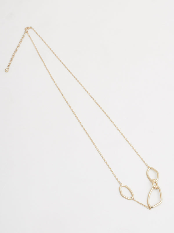 airlie necklace gold