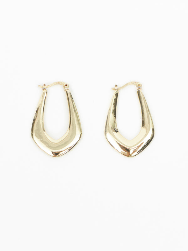 Sutton Earring Gold