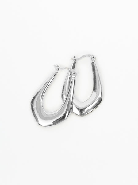 Sutton Earring Silver
