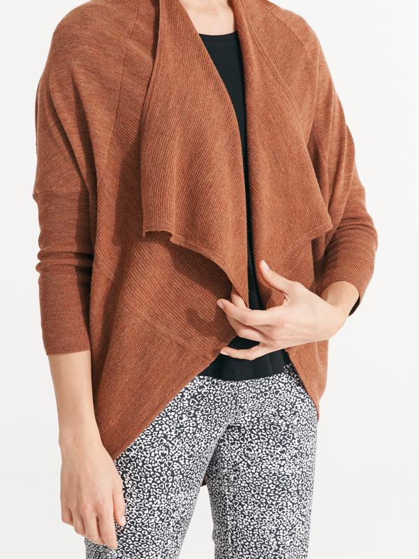 Okanagan Knit toffee