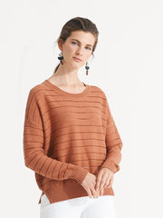Shefford Knit Nutmeg