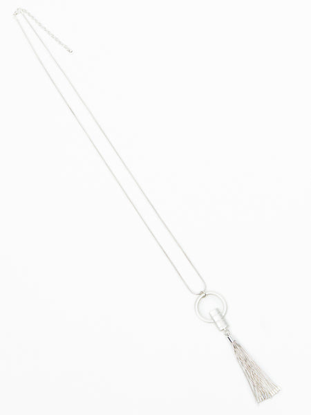 Shefford Necklace Silver