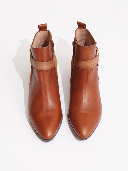 Ollie boots brown