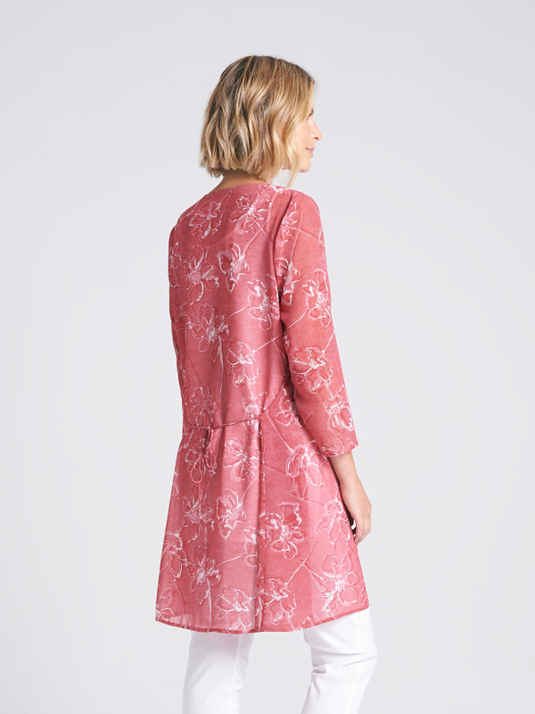 Maple Tunic Tossed Floral