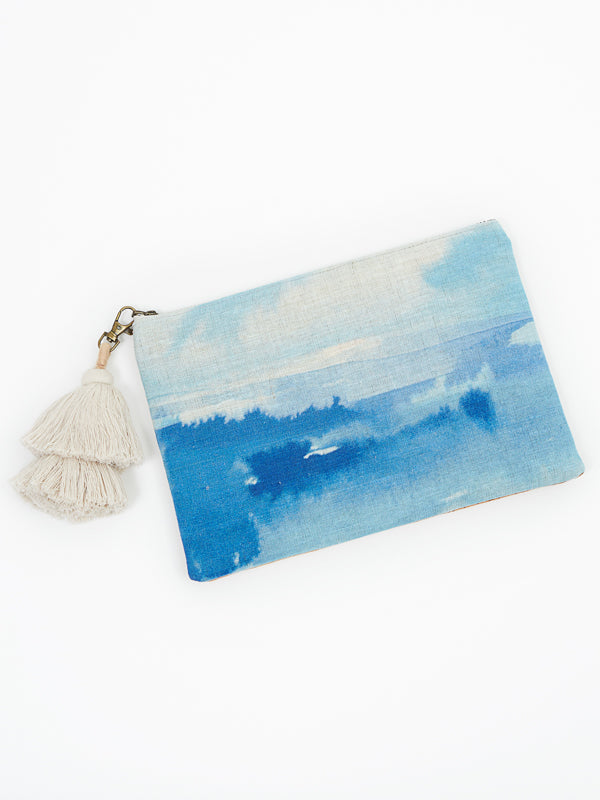 Watercolour Clutch