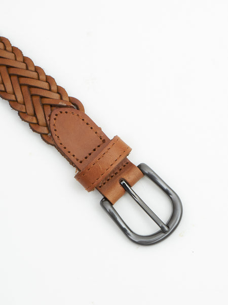 Zareh belt tan