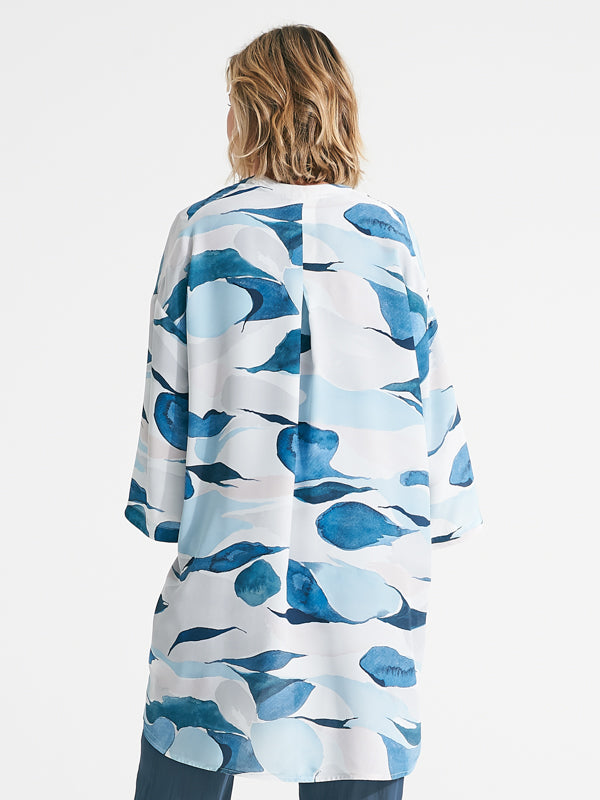 Naomi Jacket cloud print
