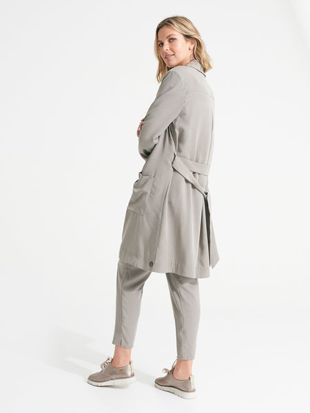 Madrid Trench taupe