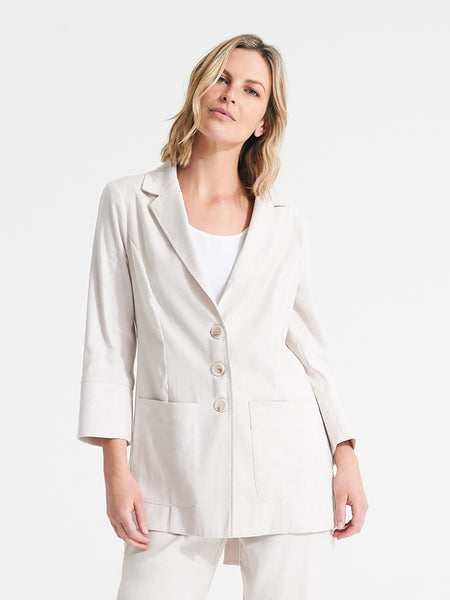 Arlo Blazer natural