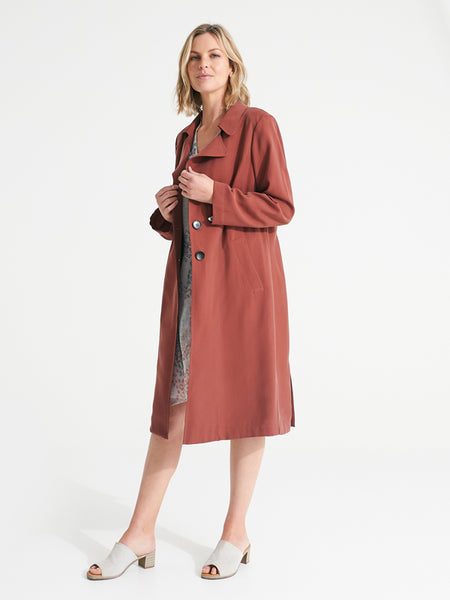 Marrakesh trench Spice