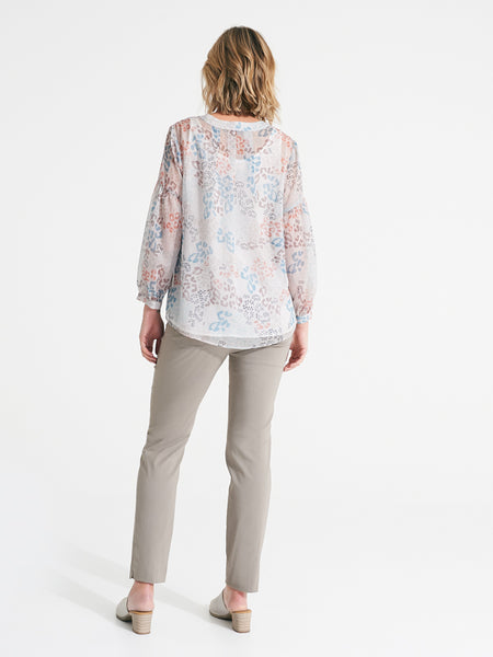 Aster pant taupe