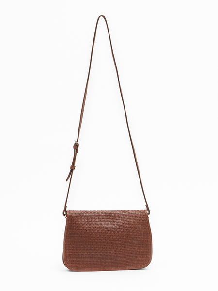 Thorne Clutch Tan