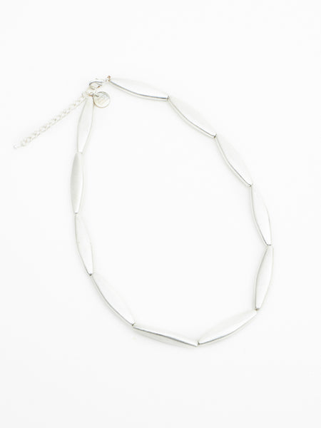 Addison necklace silver