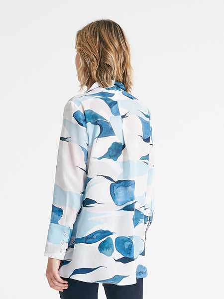 Cascade Shirt cloud print