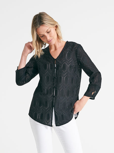 Renae Shirt black