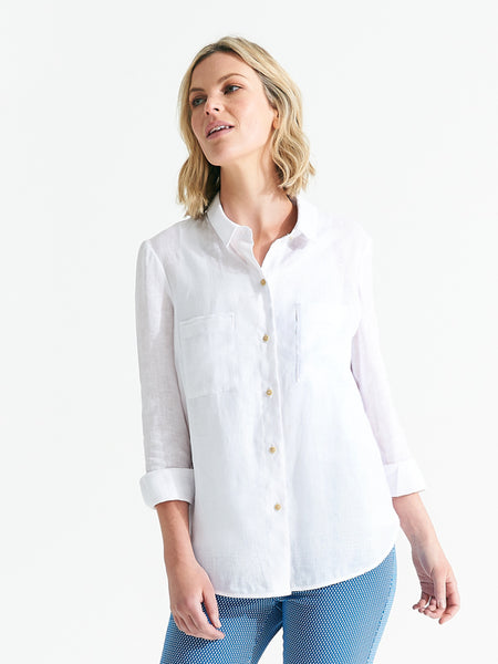 Caledonia Shirt white