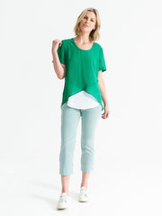 marbella top emerald