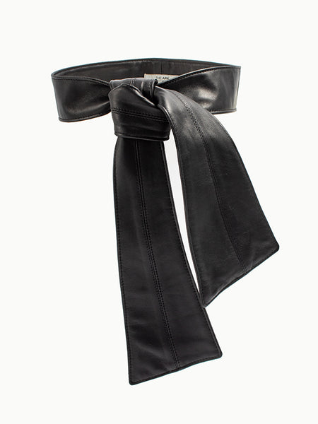 Sash Belt Black