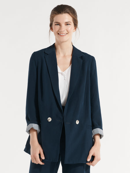 Plateau Jacket parisian blue
