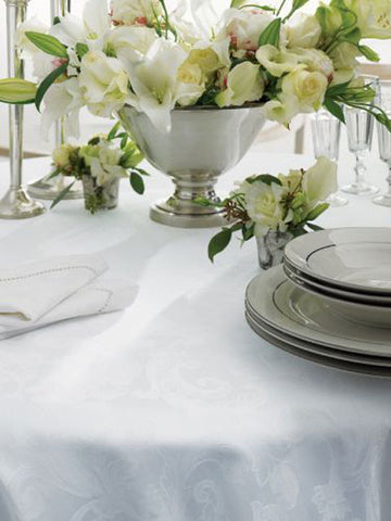 Acanthus Table Linens