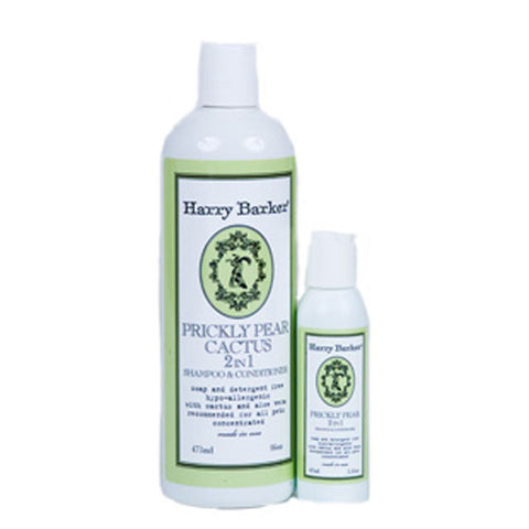 Prickley Pear Shampoo & Conditioner