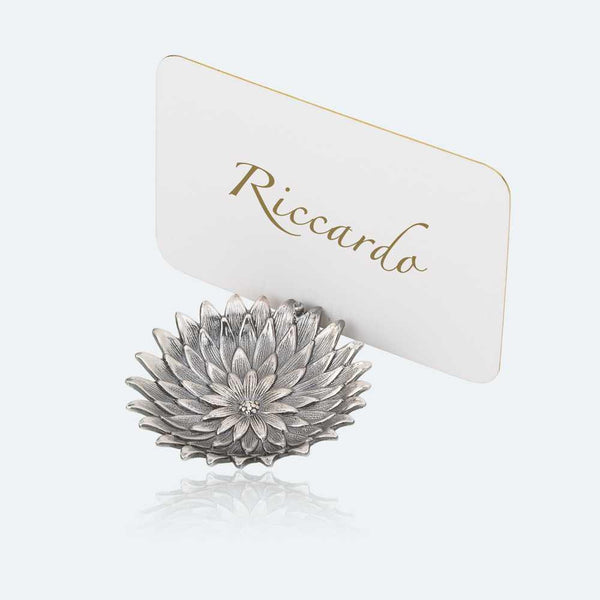 Anemone Place Card Holder