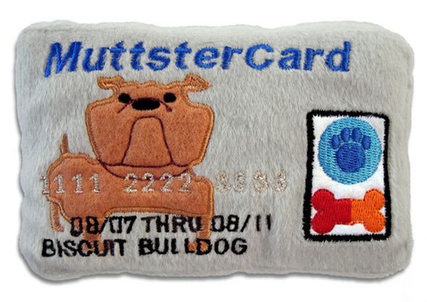 Muttsercard Credit Card