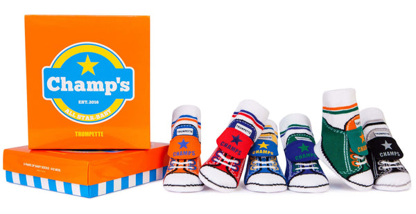 Champs Assorted Sock Set