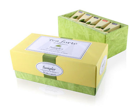 Jasmine Green Tea Ribbon Box