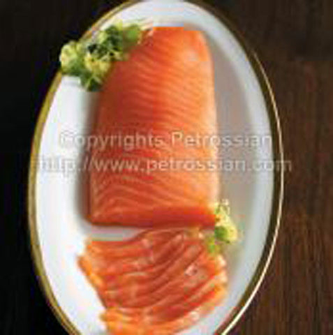 Tsar-Cut Smoked Salmon