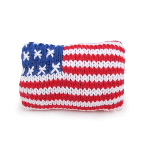 American Flag Rattle