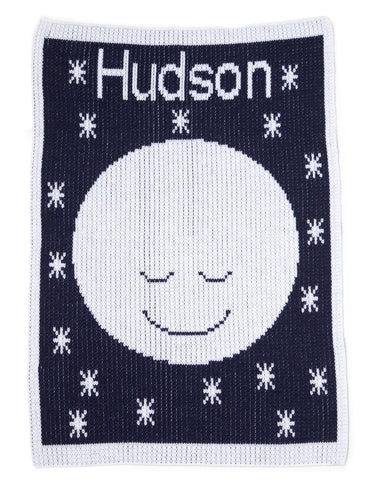 Goodnight Moon Personalized Blanket
