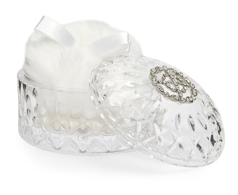 Tryst Crystal Powder Jar