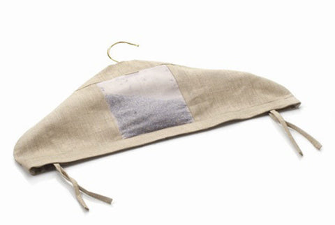 Hanger Covers, Natural Linen