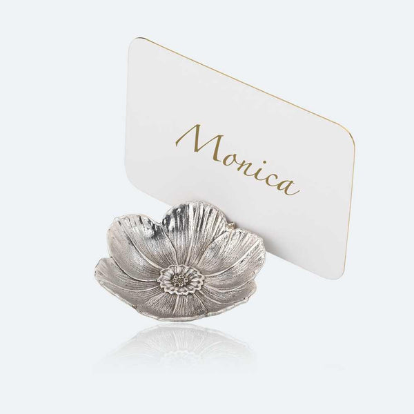 Narcissus Place Card Holder
