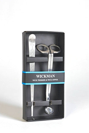 Candle Wick Trimmer & Dipper Set
