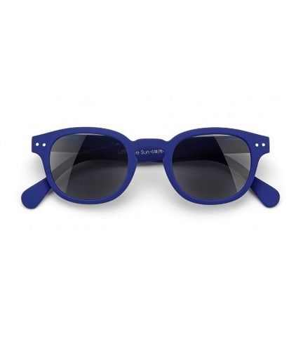 Let Me See Sunglass Readers, Navy Blue