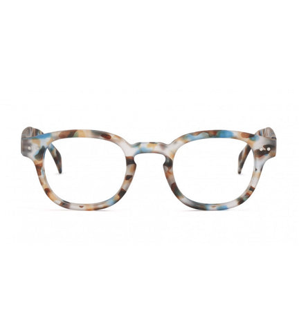 Let Me See Reading Glasses, Blue Tortoise