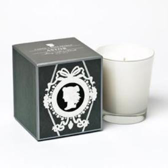 Astor Cameo Boxed Candle