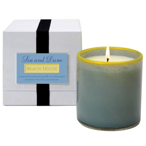 Beach House Candle: SEA AND DUNE