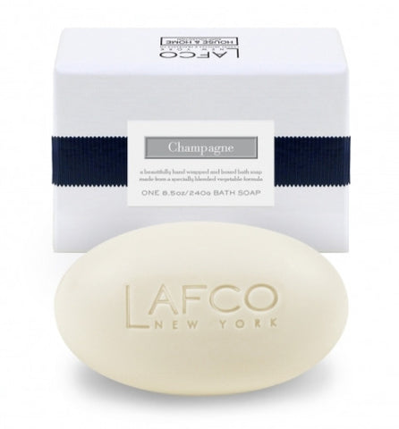 House & Home Bath Soap: CHAMPAGNE