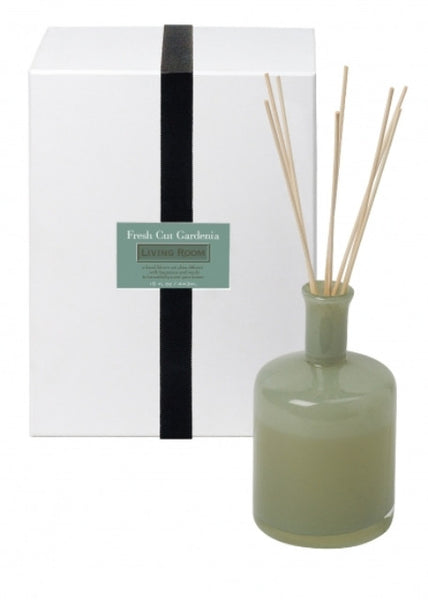 Living Room Diffuser: FRESH CUT GARDENIA