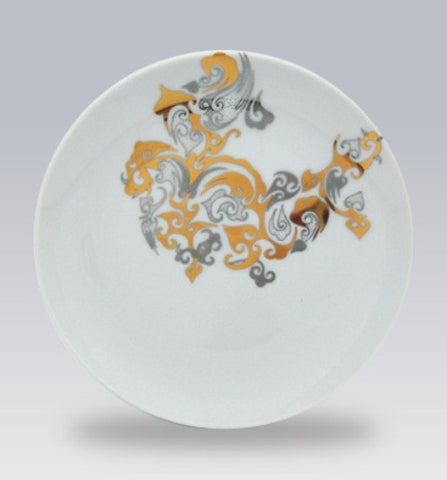 """Karma"" Canape Plates (Set of 6)"
