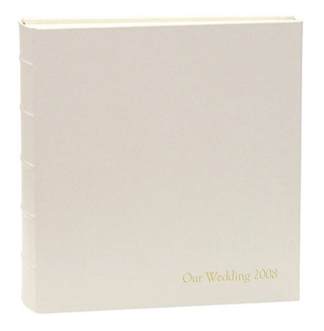 Personalized Bound Albums, Wedding