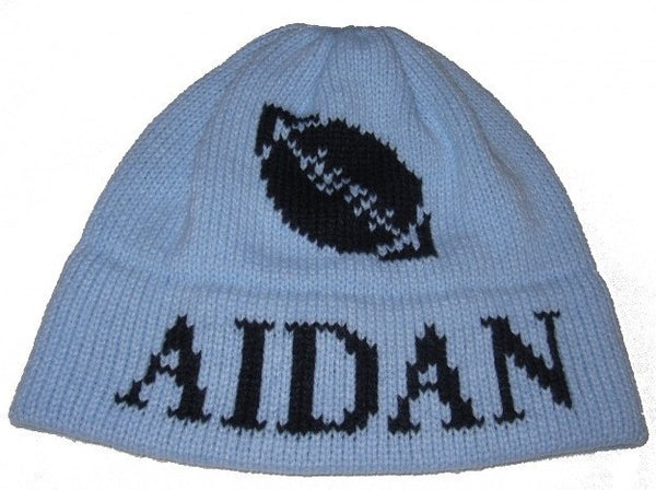 Football Personalized Hat